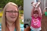con gái cứu cha, Con gái 2 tuổi cứu mạng người cha bị hôn mê