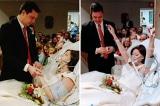 Hôn lễ xúc động ở Mỹ: Lời thề trở thành di ngôn