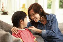 Cuộc trò chuyện giữa mẹ và con trai khiến các bậc phụ huynh suy ngẫm