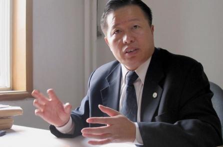 Ân xá Quốc tế yêu cầu TQ trả tự do cho luật sư Cao Trí Thịnh