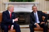Tỷ lệ ủng hộ TT Trump đạt 53%, cao hơn 7 điểm so với cùng kỳ Obama
