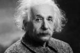 bác học Albert Einstein