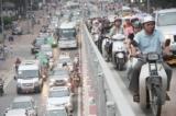 hạn chế xe cá nhân vào nội đô
