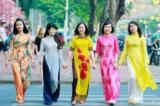 lễ hội áo dài
