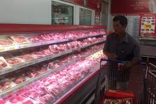 Nhập khẩu thịt heo tiếp tục tăng mạnh theo giá trong nước