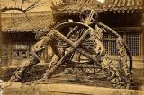 Thiên tượng triều đại diệt vong: Nhật thực, động đất, lũ lụt, ôn dịch, châu chấu