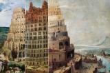 Tháp Babel của người Babylon và vọng tưởng chạm tới thiên đàng