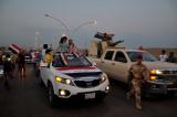 Mosul giai phong khoi IS
