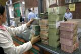 Tỷ lệ cung tiền của Việt Nam cao thứ hai khu vực, sau Trung Quốc