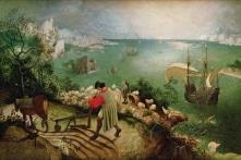 Danh họa: Trái đất không ngừng quay vì bi kịch của Icarus