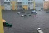 bao Irma vao Caribbean