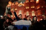 bieu tinh phan doi Putin