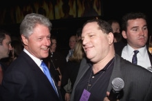 Harvey Weinstein từng quyên tiền trong vụ bê bối tình dục của cựu Tổng thống Bill Clinton