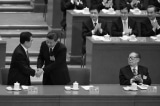 """Đại hội 19: Giới """"nguyên lão"""" xuất hiện chứng nhận quyền lực cho ông Tập Cận Bình"""