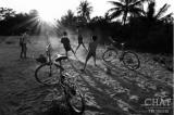 Những bức ảnh đen trắng khiến thời gian như lắng đọng