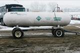 Cần xử trí thế nào khi ngộ độc khí amoniac (NH3)?