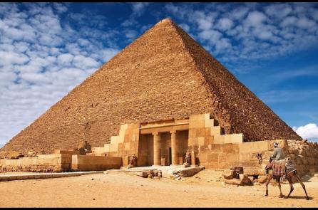 Các nhà khảo cổ đưa ra bằng chứng mới về cách xây dựng kim tự tháp Ai Cập