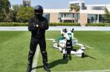 Dubai tuyên bố sẽ sớm dùng xe bay cho cảnh sát đi tuần tra (video)