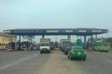 Đầu tuần, BOT quốc lộ 5 (Hưng Yên) ùn tắc vì tiền lẻ