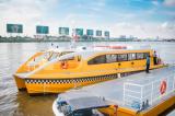 Sài Gòn: Ngày 25/11, tuyến buýt đường thủy số 1 chính thức vận hành