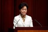 Bà Carrie Lam, Trưởng Đặc khu Hồng Kông