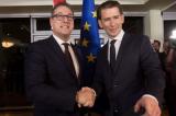 Áo trở thành quốc gia Tây Âu duy nhất có Đảng cánh hữu là thành viên nội các