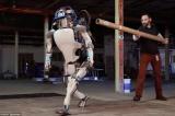 Video: Robot biết 'lộn santo' – người thán phục, kẻ lo lắng