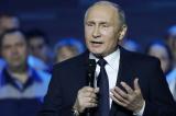 Ông Putin sẽ tranh cử Tổng thống lần thứ 4