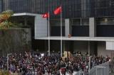 Hong Kong bieu tinh