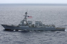 Trung Quốc lên án tàu chiến Mỹ xâm phạm chủ quyền biển Đông