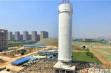 Trung Quốc thử nghiệm tháp lọc khí ô nhiễm lớn nhất thế giới, ô nhiễm không khí, ông nhiễm sương khói, ô nhiễm không khí ở Trung Quốc,