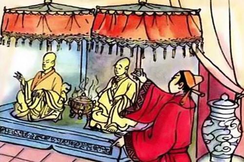 Kết quả hình ảnh cho Chuyện trạng Bùng đưa hạt giống cây ngô từ Trung Quốc về Việt Nam