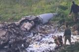 Chiến đấu cơ Israel bị bắn rơi sau khi không kích Syria
