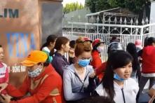 Nợ lương công nhân gần 14 tỷ đồng, lãnh đạo công ty may Hàn Quốc lặng lẽ bỏ về nước