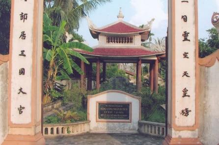Vị sứ thần Đại Việt kỳ tài trở thành lưỡng quốc thượng thư