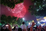 Danh sách 30 điểm bắn pháo hoa đêm Giao thừa tại Hà Nội