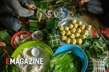 Bánh chưng và mùa Tết thơm hồn Việt