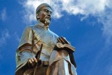 Bậc sư biểu bên bờ Tuyết Giang