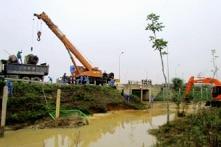 Xét xử sơ thẩm 9 cựu cán bộ vụ đường ống nước sông Đà vỡ 18 lần