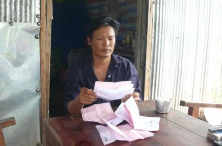 Cà Mau: Kỷ luật CSGT dùng chân đạp vào ngực dân