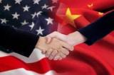 Mỹ – Trung đồng thuận tạm dừng áp đặt thuế nhập khẩu