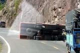 tai nạn đèo Khánh Lê