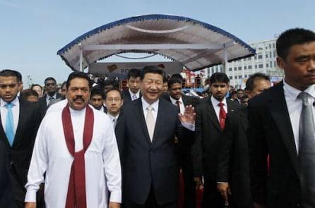 """Trung Quốc lợi dụng """"nợ chiến lược"""" để tăng ảnh hưởng ở châu Á-Thái Bình Dương"""