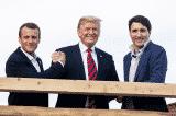 Trump tố truyền thông cánh tả đưa tin gây hiểu nhầm về thượng đỉnh G-7
