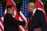 TT Trump thông báo gia hạn chế tài Bắc Hàn thêm một năm