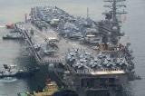 Tàu sân bay Mỹ vào biển Đông giữa căng thẳng leo thang