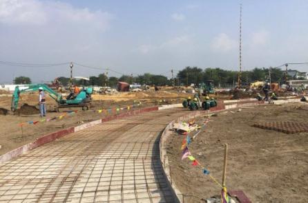 Tỷ phú Trung Quốc thâu gom đất Đồng Nai