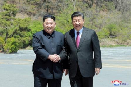 Mọi bề đều thuận lợi, Kim Jong-un thăm Trung Quốc lần 3 để báo cáo?
