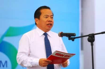 Kiên Giang: Phó chủ tịch tỉnh làm Bí thư huyện Phú Quốc