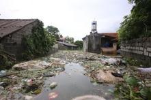 Chương Mỹ có nguy cơ tái ngập lụt nghiêm trọng do bão số 4